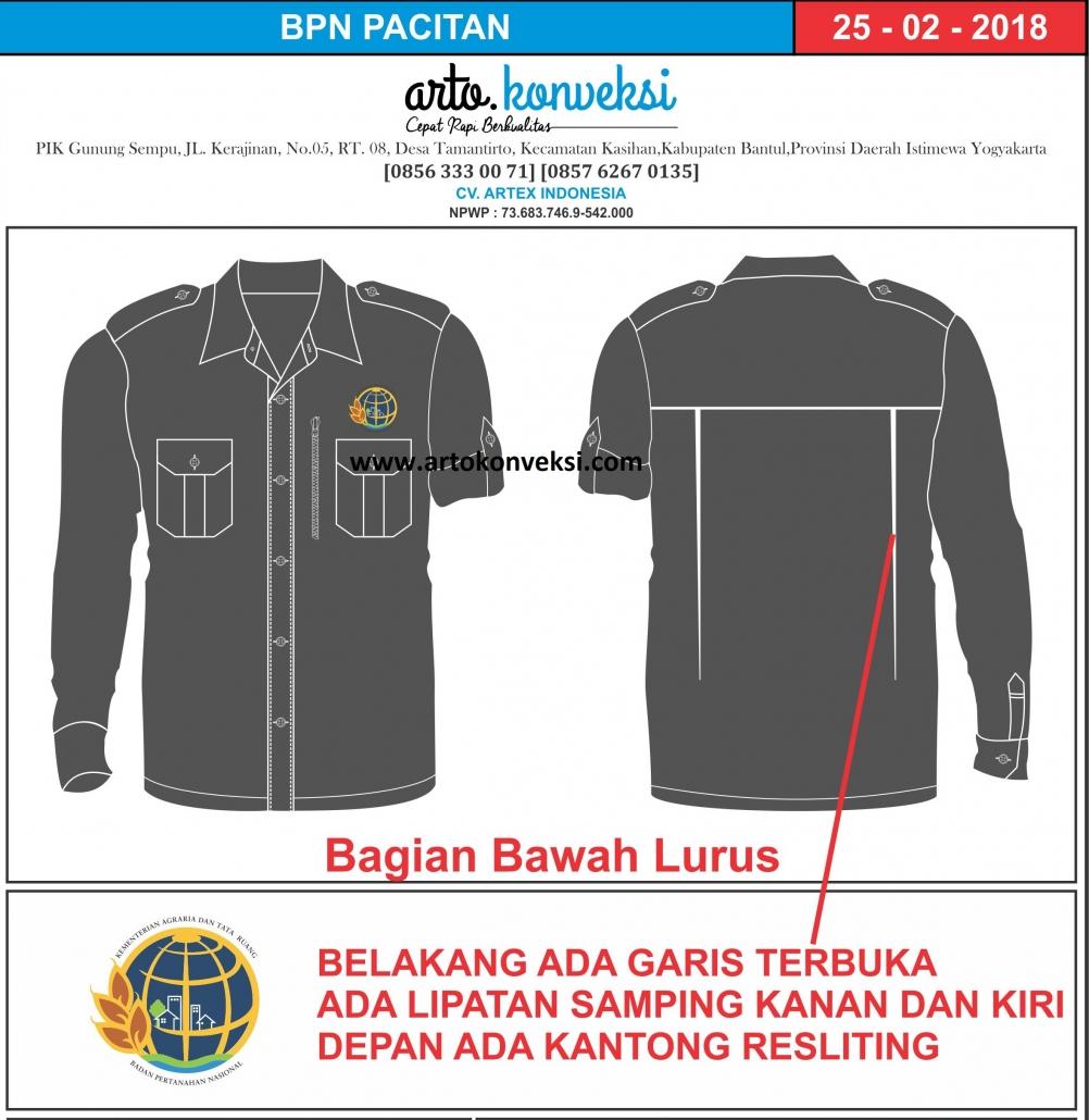 Desain Baju Kerja dan Konveksi Seragam Baju Kerja